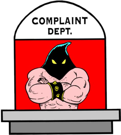 Responding to Customer Complaints - businessballscom